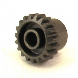 19T 48P Aluminum Pinion Gear 1/8 Bore