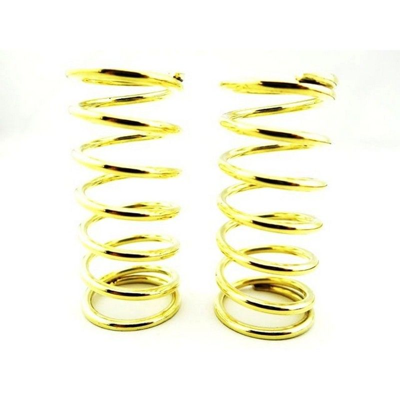 High Lift Shock Springs (Gold 19lb/in)(2) - Traxxas GTR Shocks