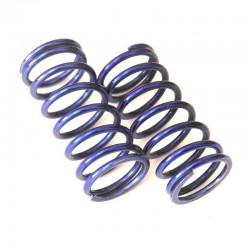 High Lift Shock Springs (Blue 18lb/in)(2) - Traxxas GTR Shocks