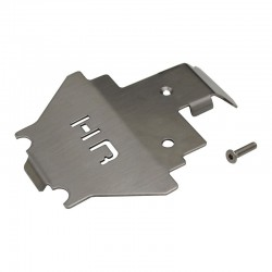 Stainless Steel Center Skid Plate
