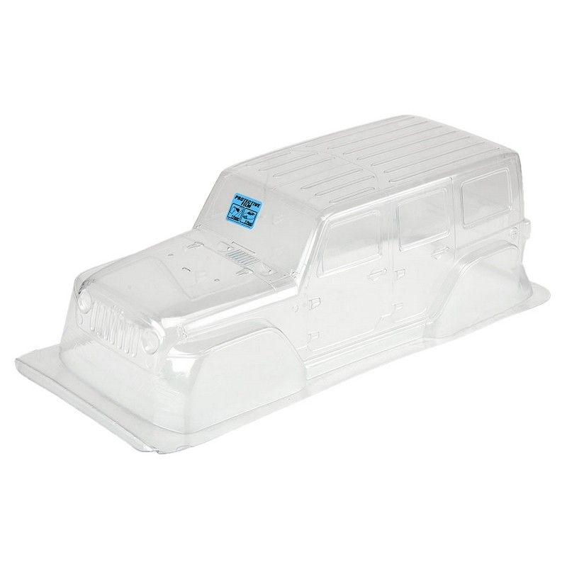 Pro-Line Jeep Wrangler Unlimited Rubicon Clear Body for TRX-4 [3502-00]