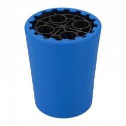 Exo Shock Stand and Container Black Stand/Blue Container