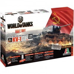 1/56 World of Tanks KV-1/KV-2