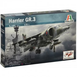 1/72 Harrier GR.3 Falklands War