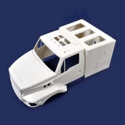 RC Body: 1/14 Truck Ford Aeromax