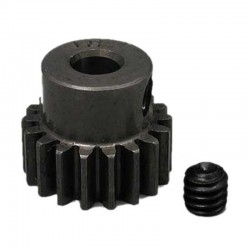 18T 48P Absolute Hardened Steel Pinion Gear 1/8 Bore