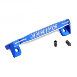 Servo Mount Bracket Blue B6/B6D
