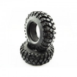 OpenBox Rock Crawler X/T 1.9 Tires with Foam Inserts