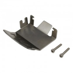 Front or Rear Stainless Steel Skid Plate