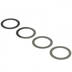 Washer 12x15.5x0.2mm (4)