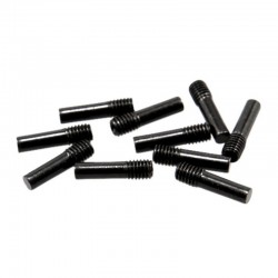 Screw Shaft M3x2.5x11mm (10pcs)