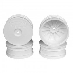 Speedline Buggy Wheels for 22-4/EB410 /Front White 4 Pieces