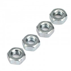 Hex Nuts 4mm (4)