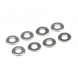 Stainless Steel Flat Washer 8 (8)