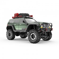 Everest Gen7 PRO 1/10 Scale Truck Green