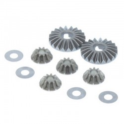 Differential Planetary Gear Set for TR-SC10E