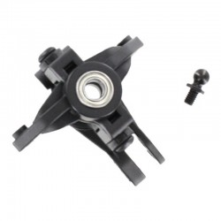 Redcat Plastic Front/Rear Left Hub Assembly [BS213-011]