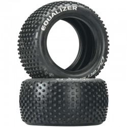Equalizer 1/10 Buggy Tires Rear C2 - pair