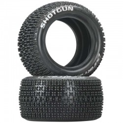 Shotgun 1/10 Buggy Tires Rear C2 - pair