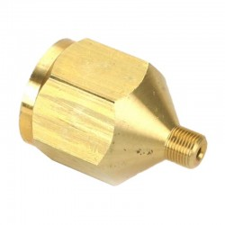 Compressor Adapter 1/4 inch to Badger