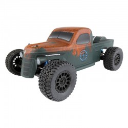 Trophy Rat 2WD brushless Ready-To-Run LiPo Combo
