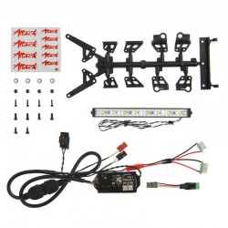 DG-1 Attack 150 (kit includes - 1pc 5 inch Light Bar)
