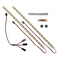 Ultra Bright White Underbody Light Kit (kit includes - 2 pieces