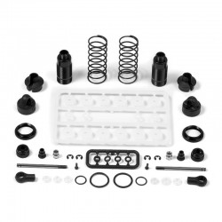 front shock absorbers complete set 2