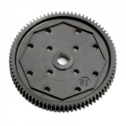 Associated 81 tooth 48 pitch Spur Gear [9651]