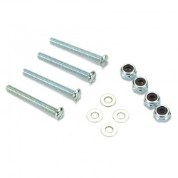 Bolt Locknut Set 6-32 (4)