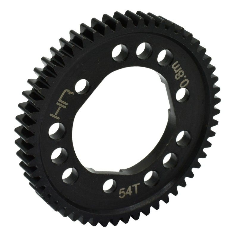 Steel Spur Gear for Center Diff (54T 0.8M/32P) - Tra 4X4