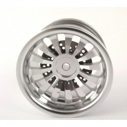 Aluminum Speed Blaster 14 Spoke Wheels (4)