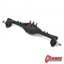 Currie Portal F9 Scx10-Ii Rear Axle Black Anodized