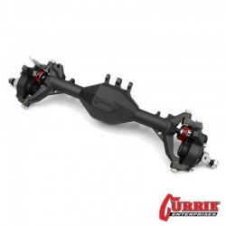 Currie Portal F9 Scx10-Ii Front Axle Black Anodized