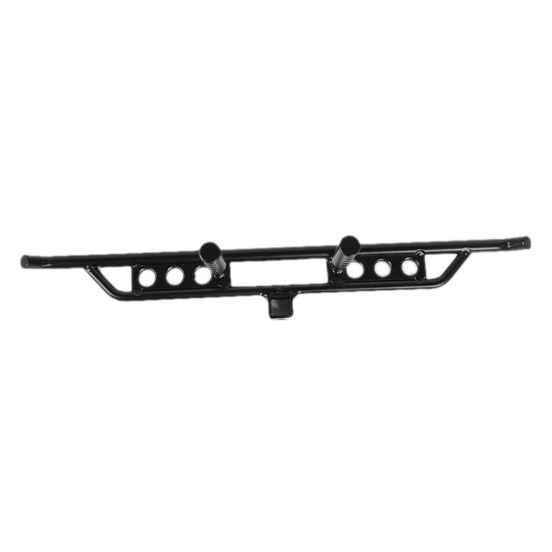 RC4WD Tough Armor Rear Tube Bumper W/Hitch Mount for Trail Finder 2 [Z-S1827]