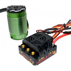 1/8 Monster 2 ESC WP w/2650kv Sensored 010010804