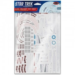 Star Trek 1/1000 USS Reliant NCC-1864 Aztec Decal Set