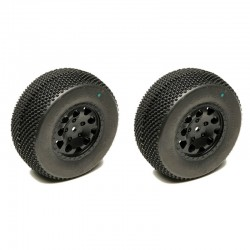 Wheels/Tires Mounted Subcultures 12mm hex - pair