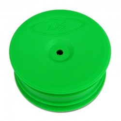 Speedline Wheels for Assocated B6 / Kyosho RB6 / Front / GREEN
