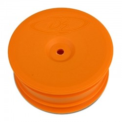 Speedline Wheels for Assocated B6 / Kyosho RB6 / Front / ORANGE