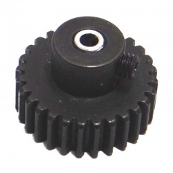 Aluminum 1/8 to 2mm Pinion Reducer Sleeve