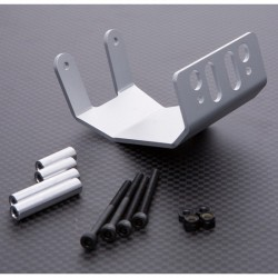 Skid Plate for Scx10 Axle