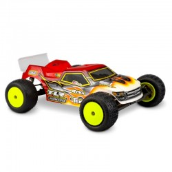FINNISHER - TLR 22-T 4.0 TRUCK CLEAR BODY