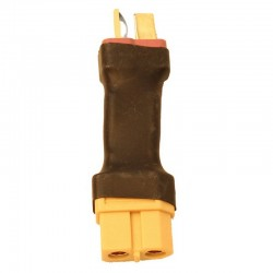 Battery/Esc Adapter: Female Xt60 to Male Deans T-Plug