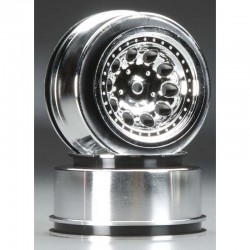 Revolver Front Wheels chrome 12mm Hex Drive