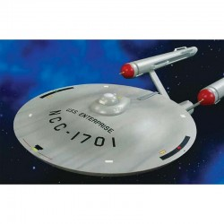 1/350 Star Trek TOS USS Enterprise Smooth Saucer
