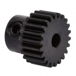 22t 48p Hardened Steel Pinion 1/8 Gear Bore