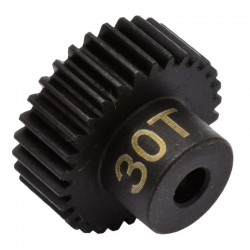 30T 48P Hardened Steel Pinion Gear 1/8 Bore