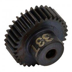 33T 48P Hardened Steel Pinion Gear 1/8 Bore