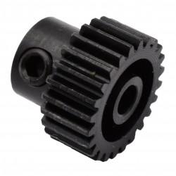 24t 48p Hardened Steel Pinion Gear 1/8 Bore